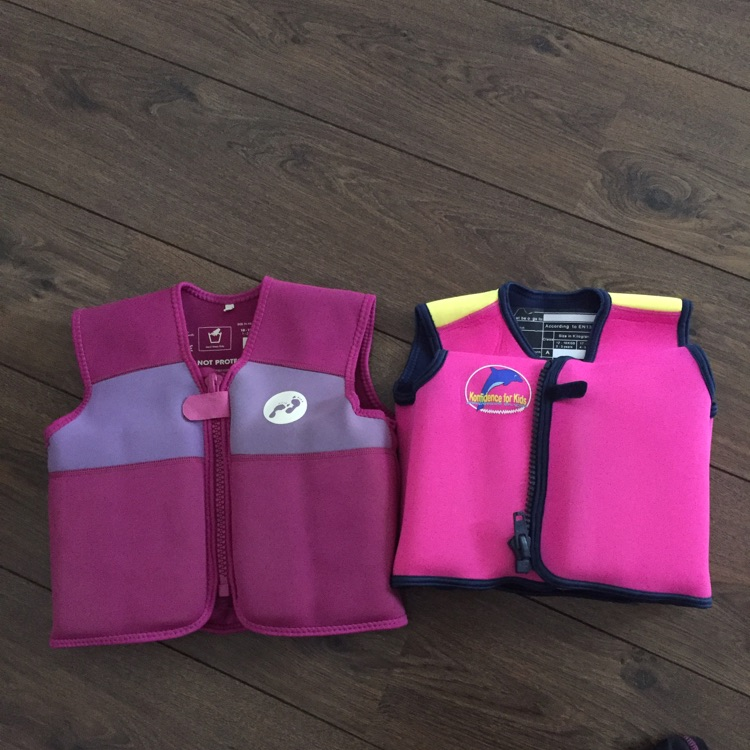 Swimming jackets for kids