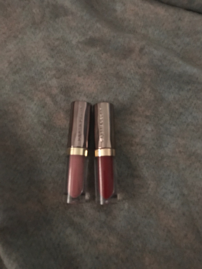 Urban Decay lippies