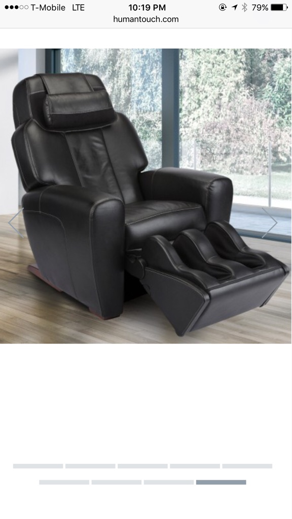 PERFECT MASSAGE CHAIR FOR BIG BOSS