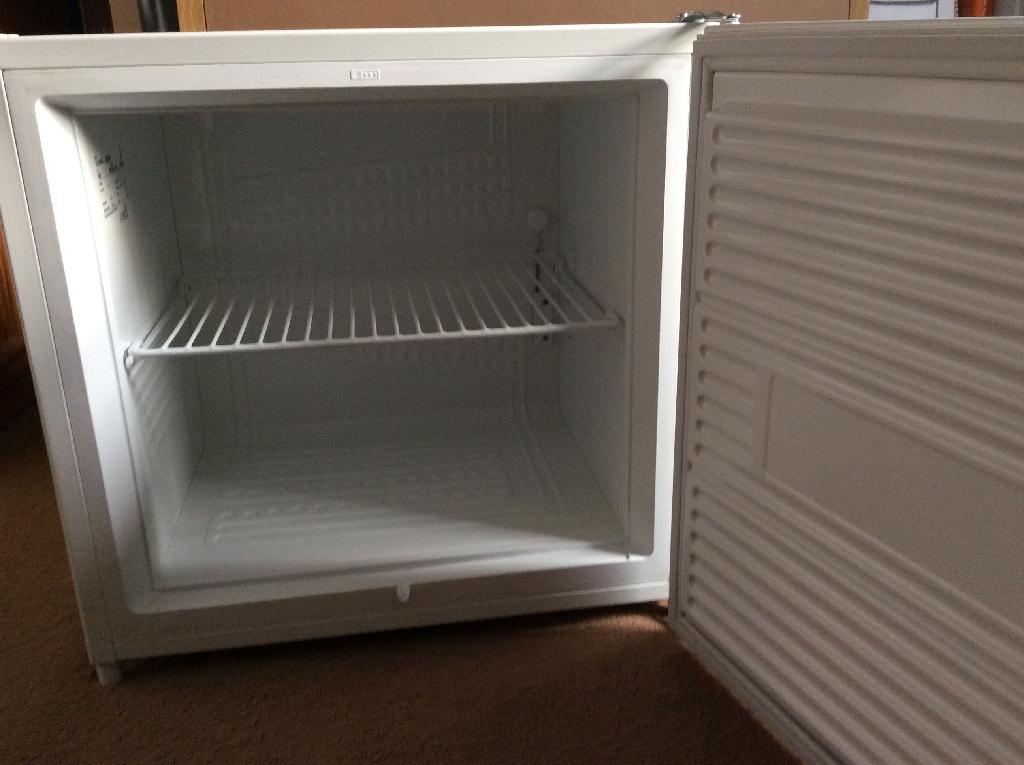 Zanussi 50L Compact Freezer
