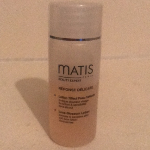 Matis Paris. Lime blossom lotion