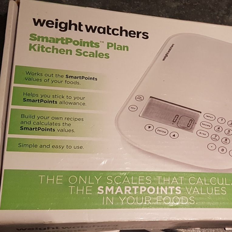 Weight watchers smart points kitchen scales