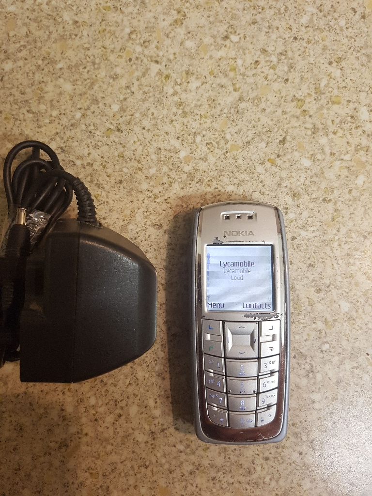 Nokia 3120 unlocked