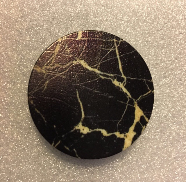 Black Marble Popsocket