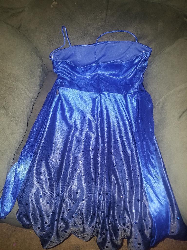 Violet blue Formal Dress