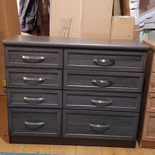 New gray drawer £140