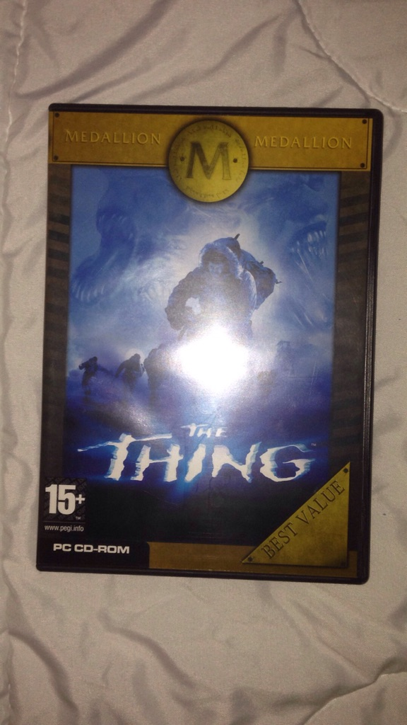 The Thing (PC Game)
