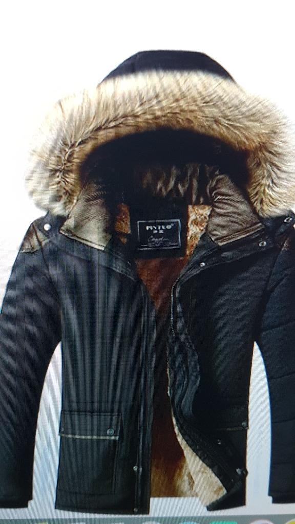Winter men Jacket