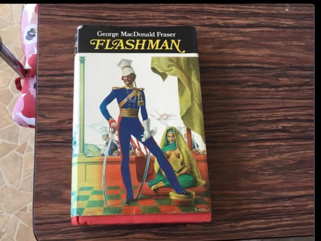 George MacDonald Frazer flashman rare true UK first edition published in 1969 by Herbert Jenkins 25s both book and dustjacket very good condition binding square and tight no foxing page book clean