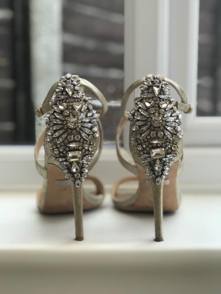 Badgley Mischka Cadence Heels (UK Size 6)