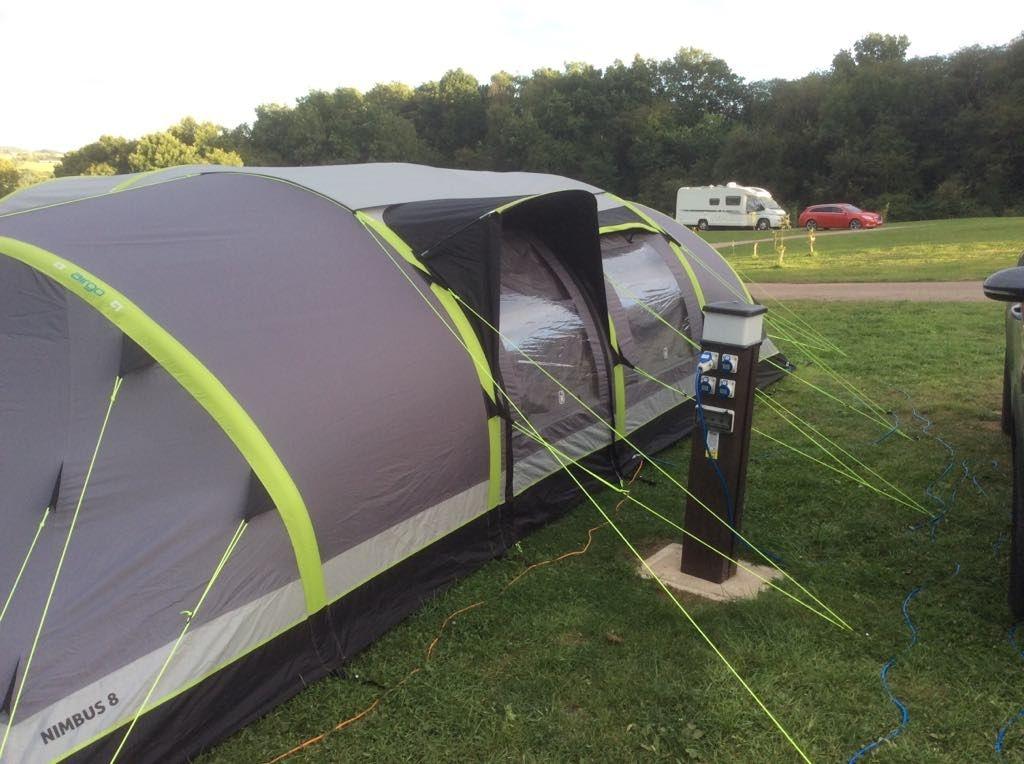 Airgo Nimbus 8 man tent