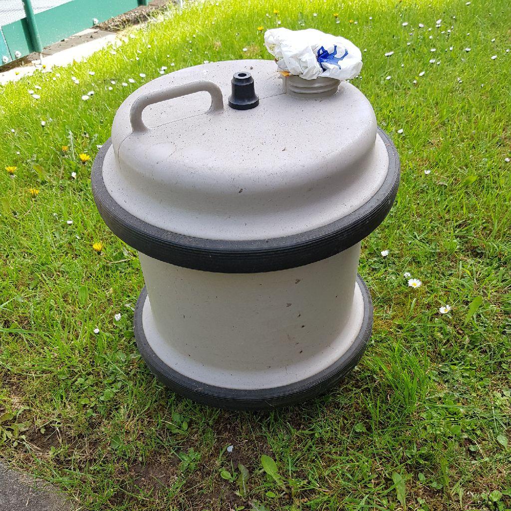 Water barrel waist barrel