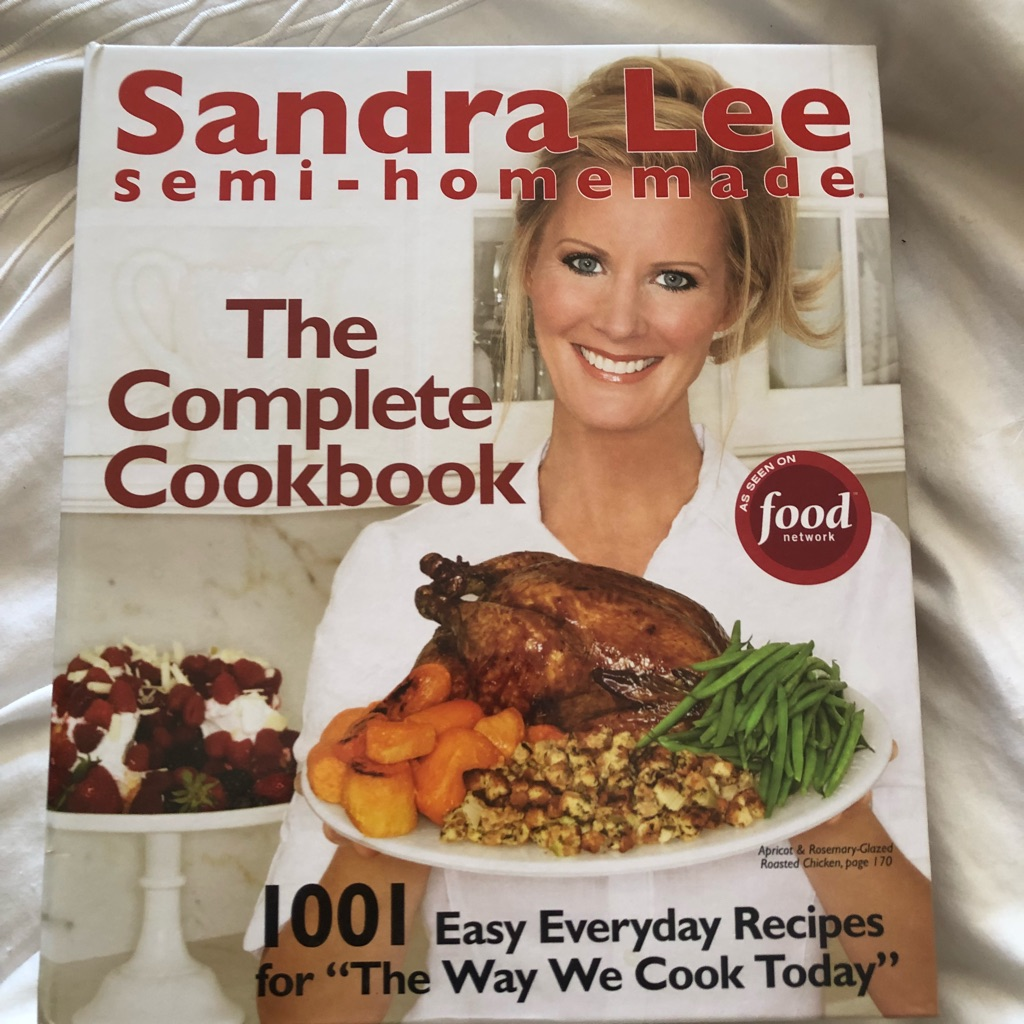 Sandra Lee complete cooking