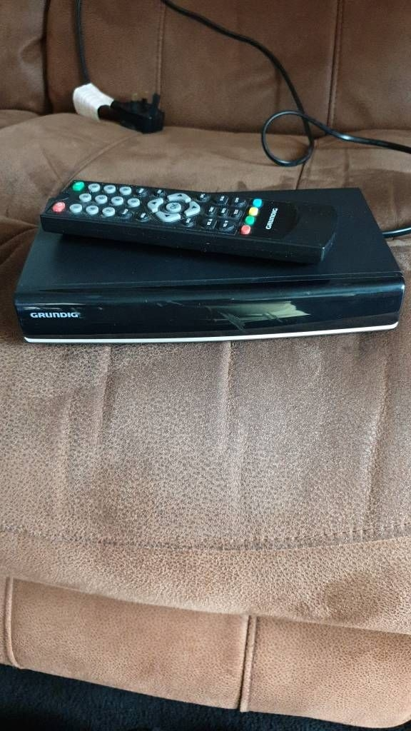 Grundig freesat box