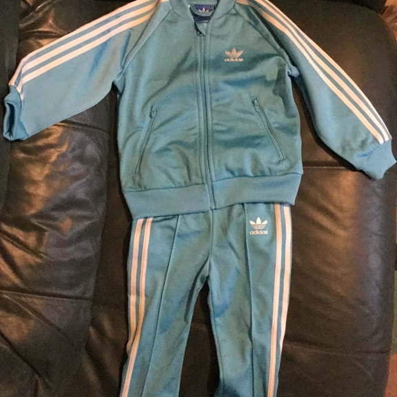 Adidas infant size 18-24 months