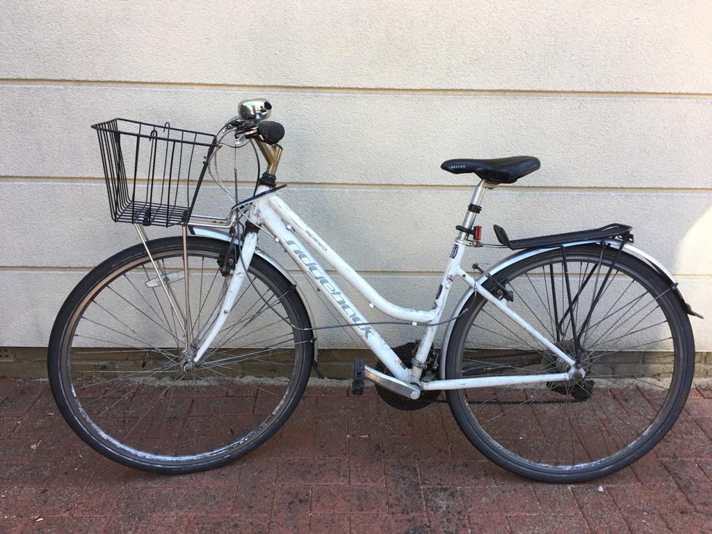 Women's Ridgeback Commuter Bicycle