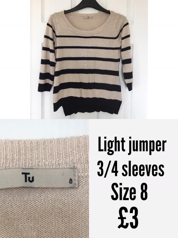 3/4 Sleeve top