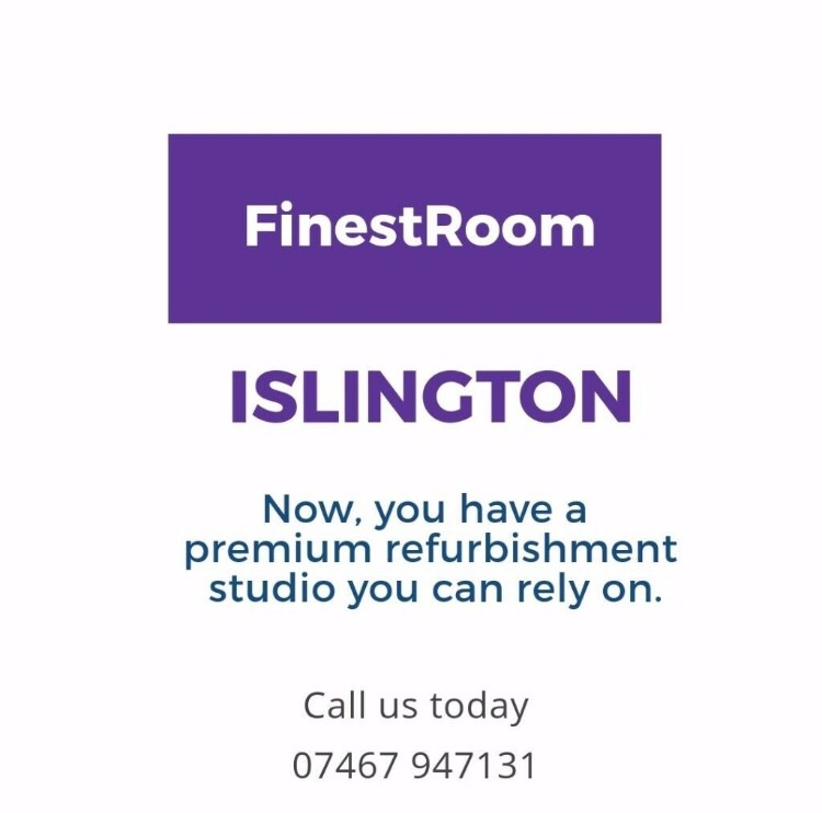 Premium painting services in Islington