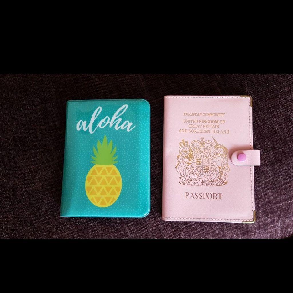X2 Passport Covers