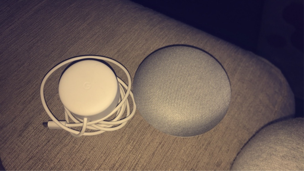 Google Nest Mini 1st Generation