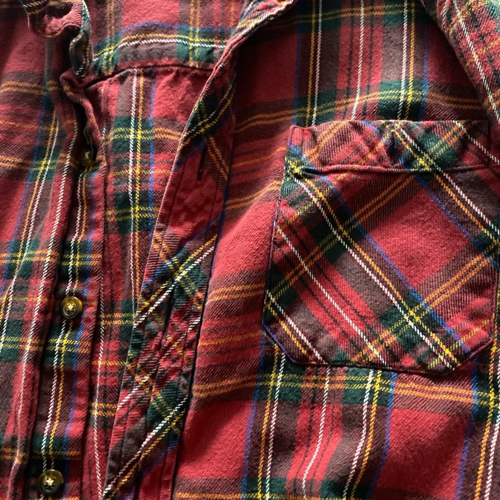 Topman Tartan Shirt