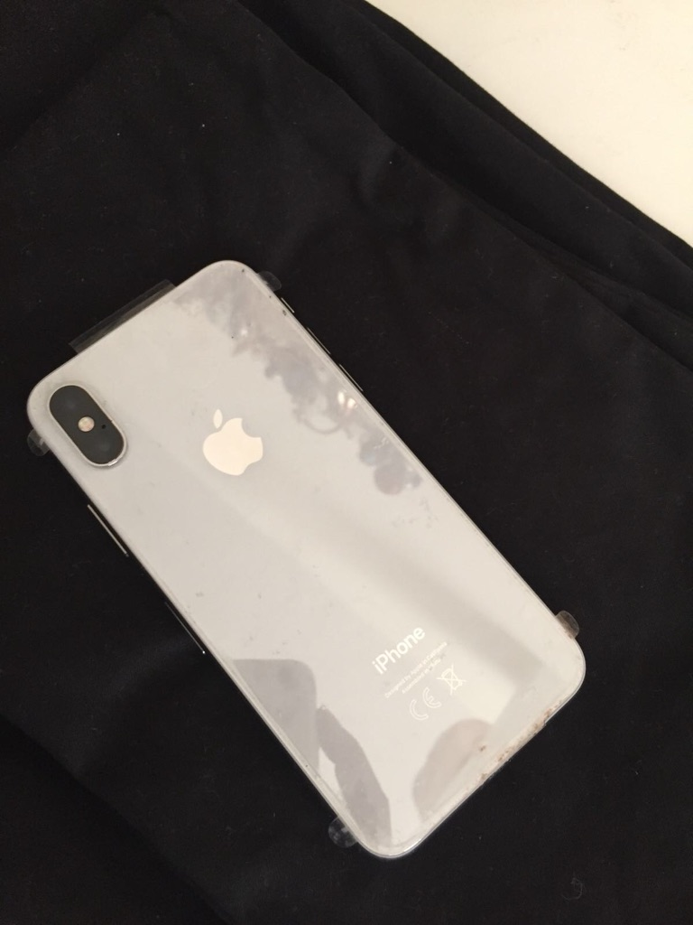 Iphone X 64gb white BNIB
