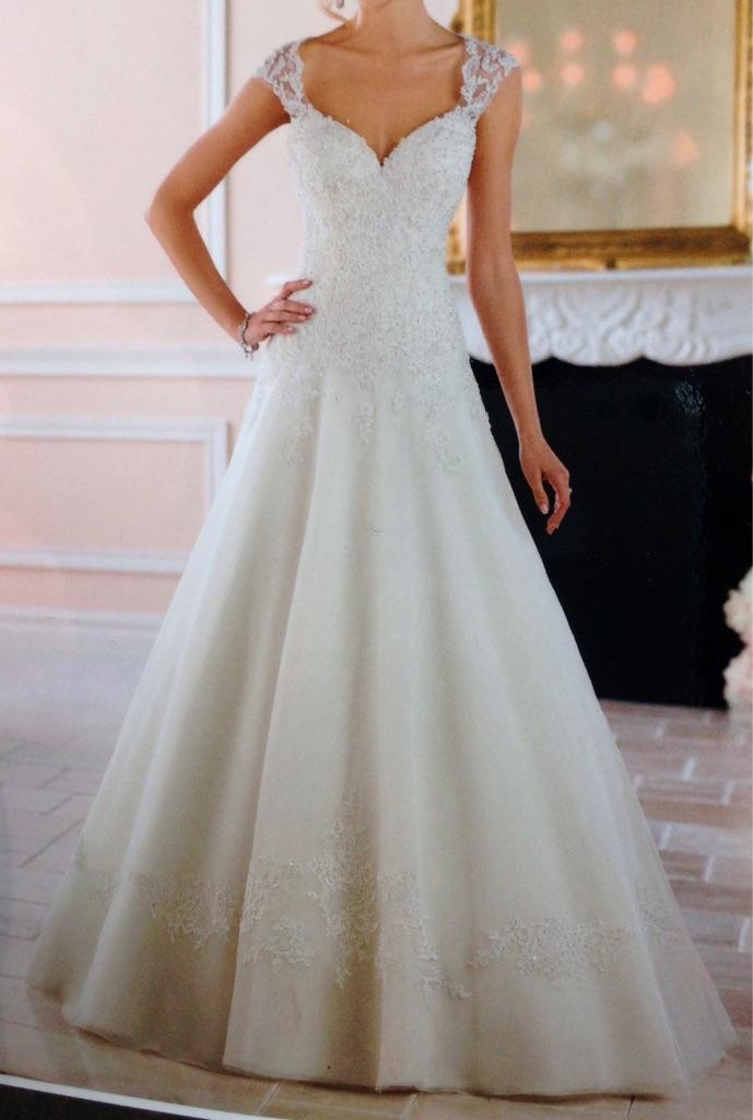 Stella York Ivory Wedding Dress