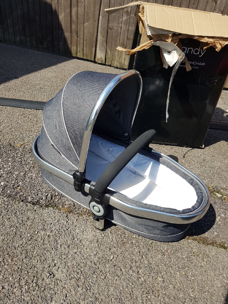 Icandy add on carry cot and pram seat