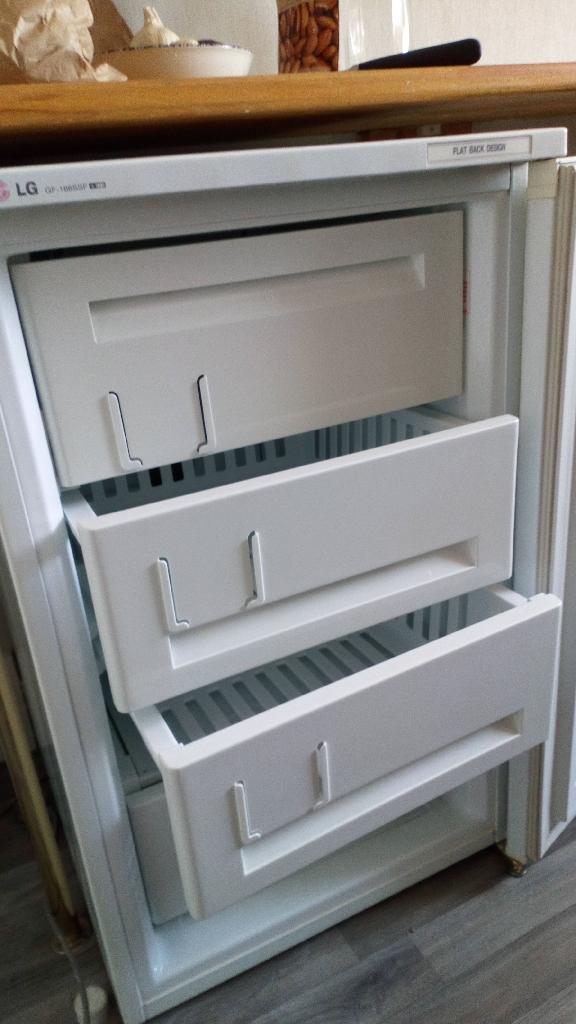 Freezer LG GF-166SSF good condition