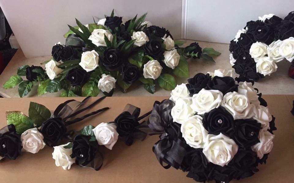 Wedding flower package