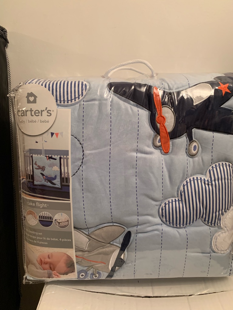 Bedding Set for crib or toddler bed