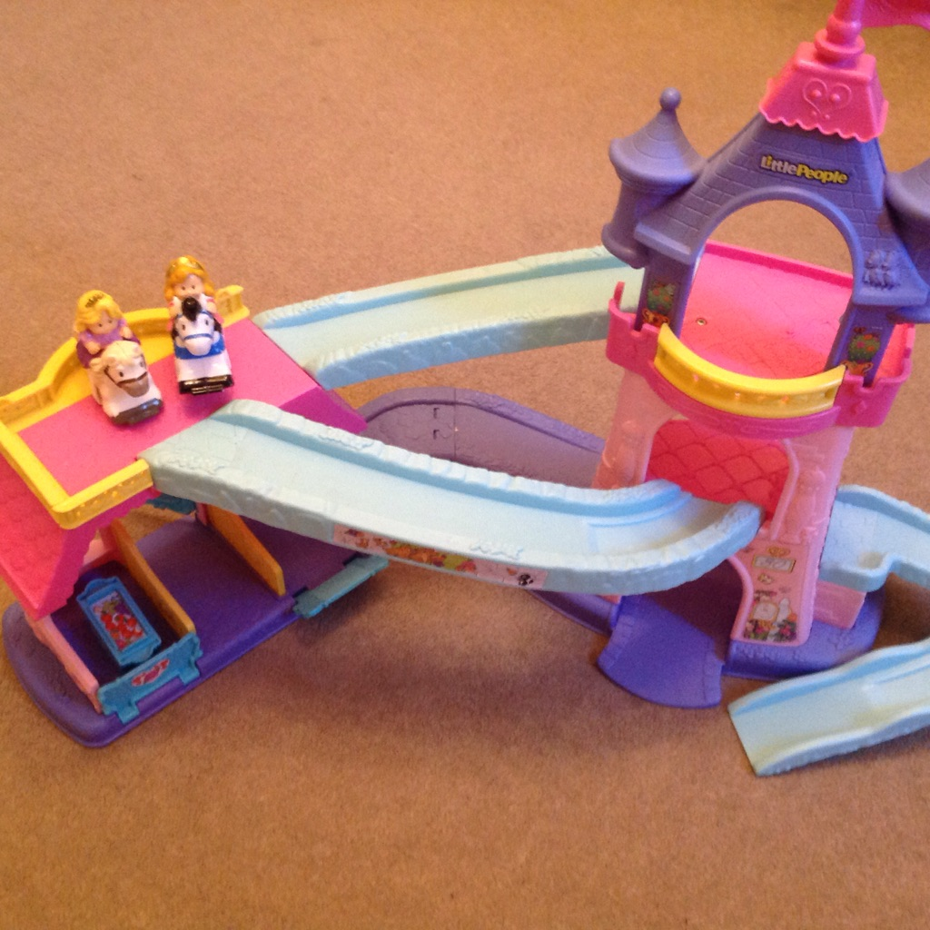 Fisher Price Klip Klop princess