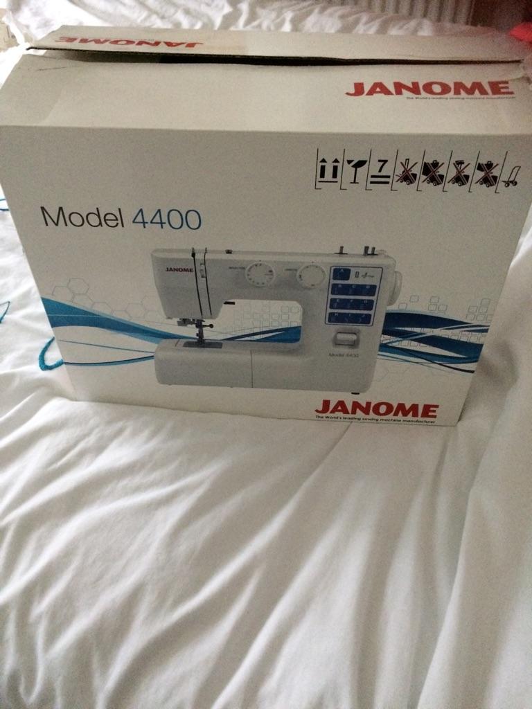 Janome 4400sewing machine