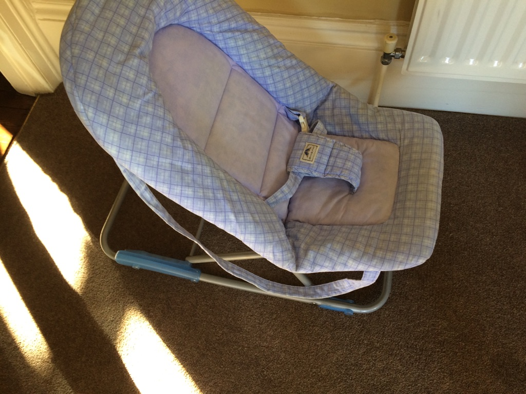 Mamas & Papas Baby Bouncer Chair