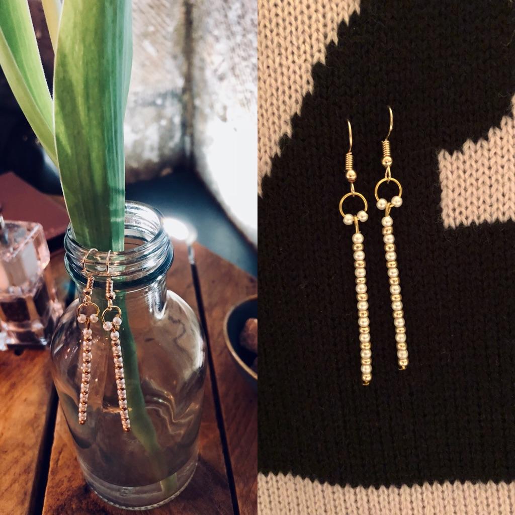 D&A Style Handmade Earrings