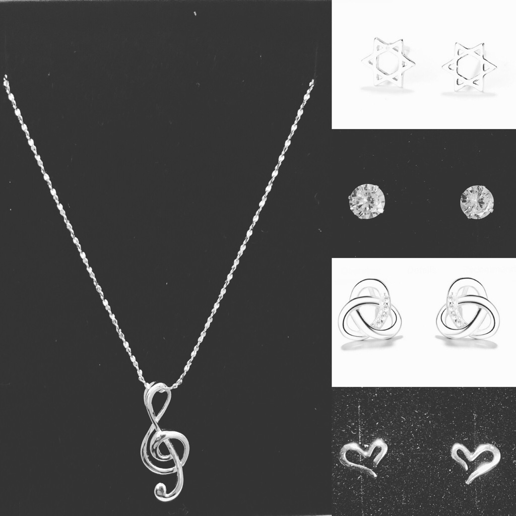 Inspirational and Sterling Silver Jewellery