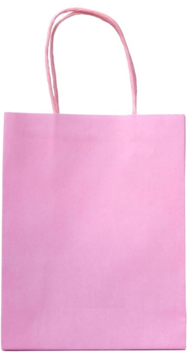 Paper party bags with handle