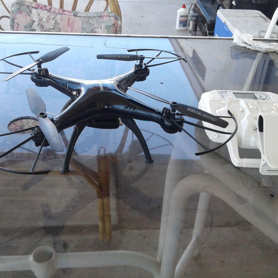 Falcons drone