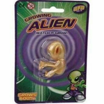 Growing Alien Toy