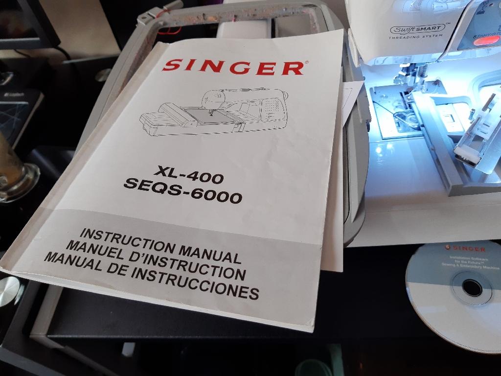 Singer xl 400