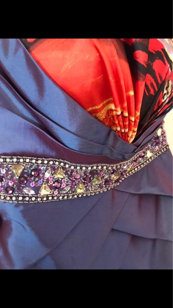 Colourful Prom Dress
