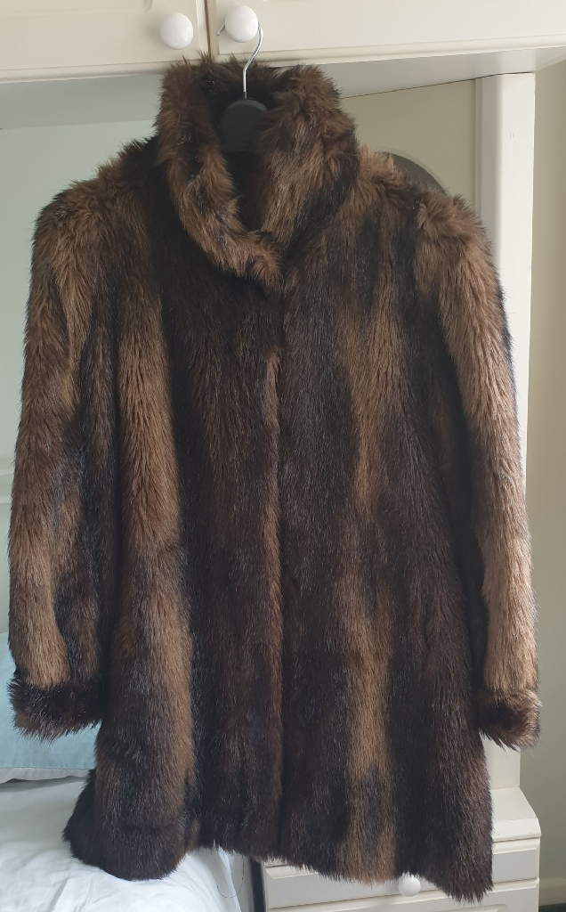 Astraka of London Fur Coat