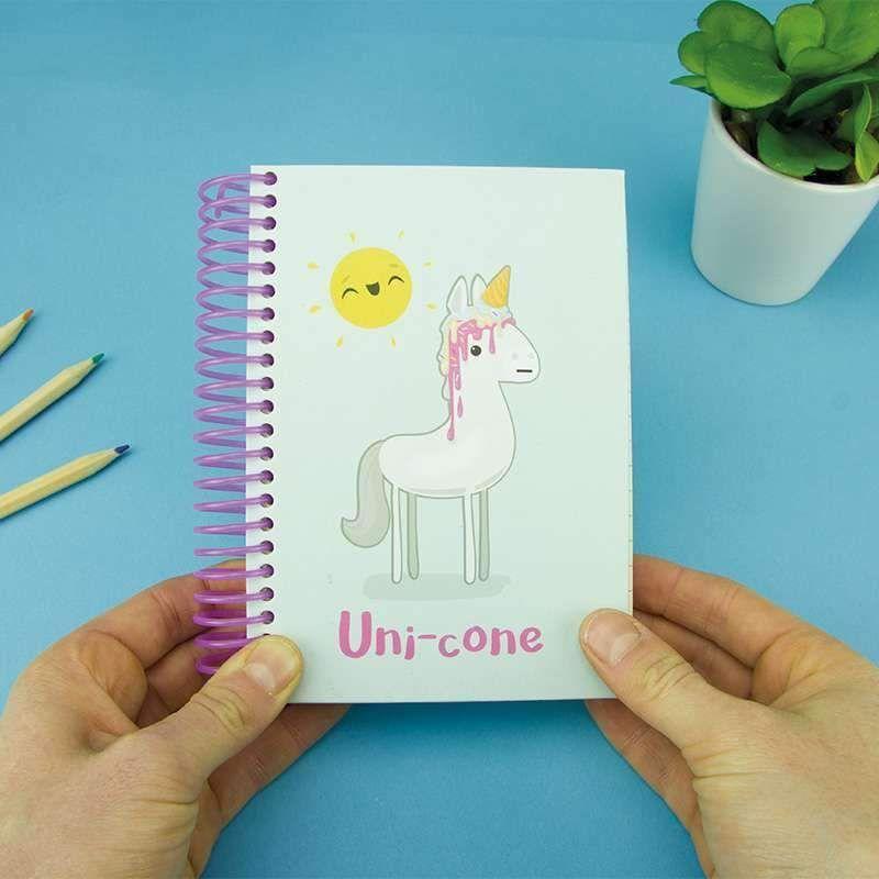 Unicone notebook