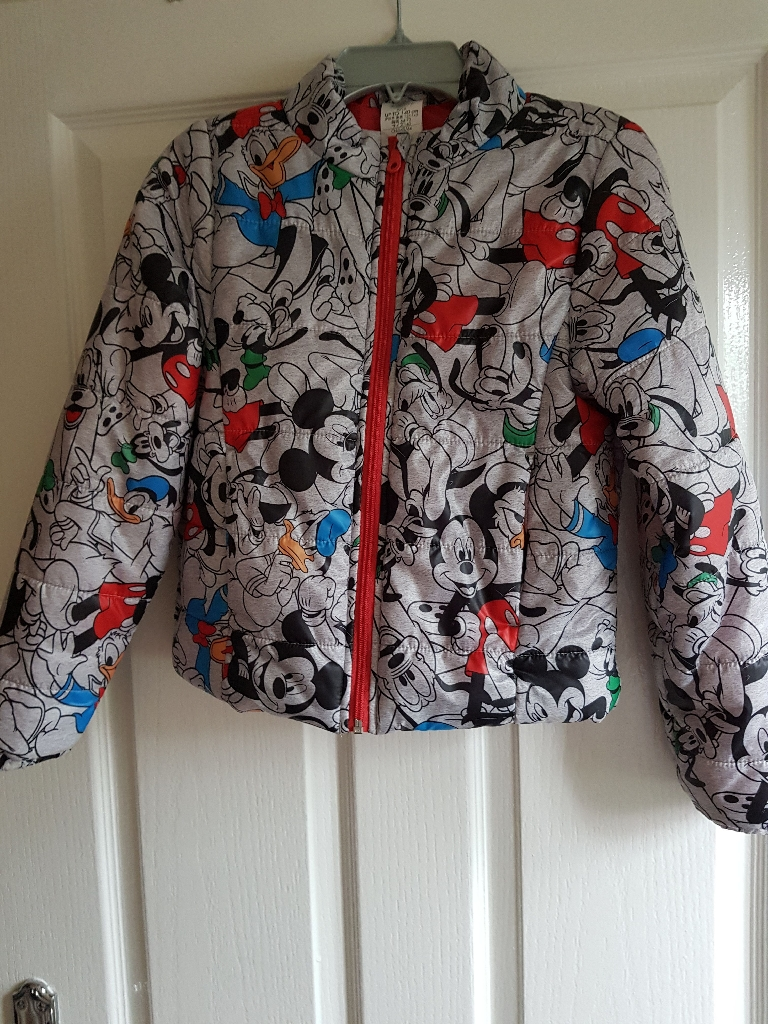 Disney store kids summer coat