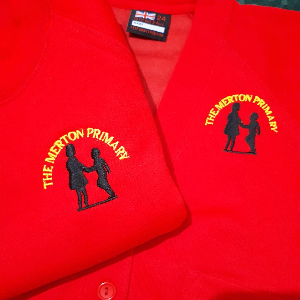New Merton Primary School Uniform