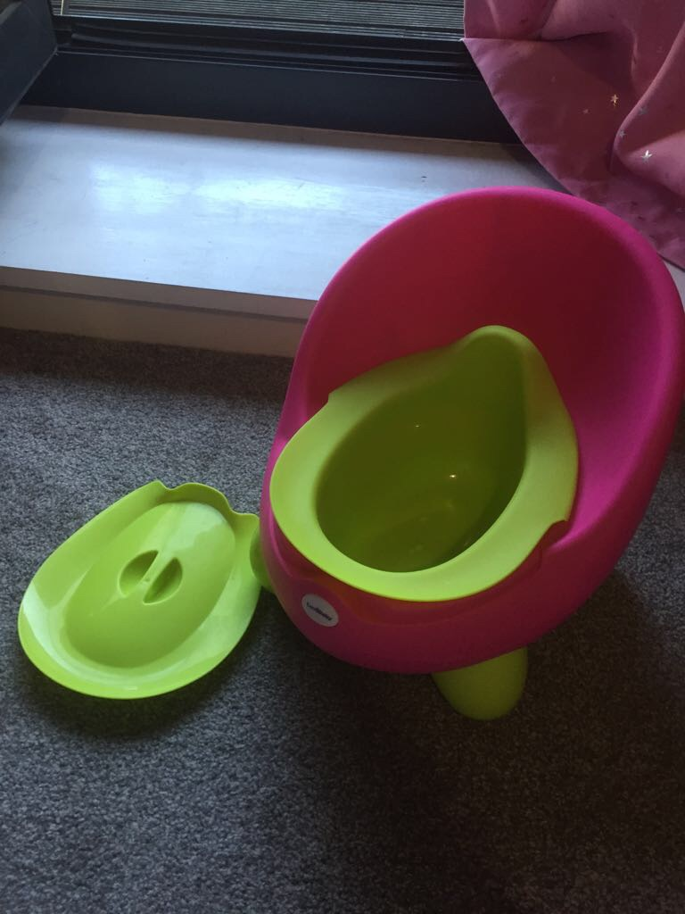 Luvdbaby baby potty chair