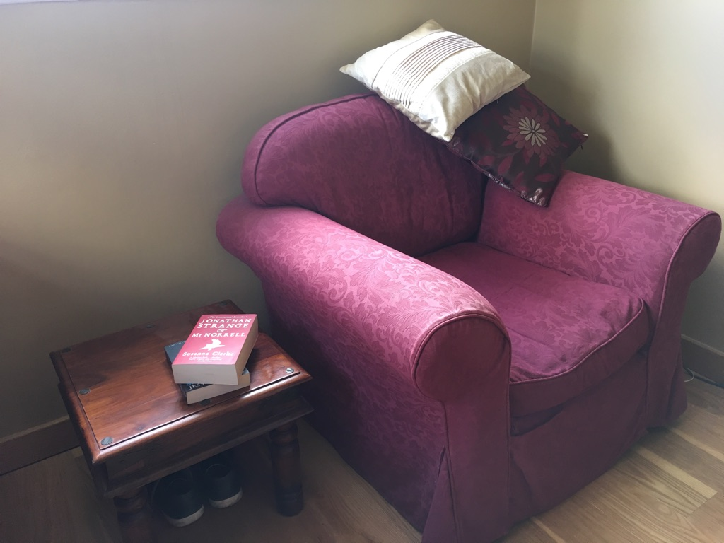 2 armchairs - £50 for both