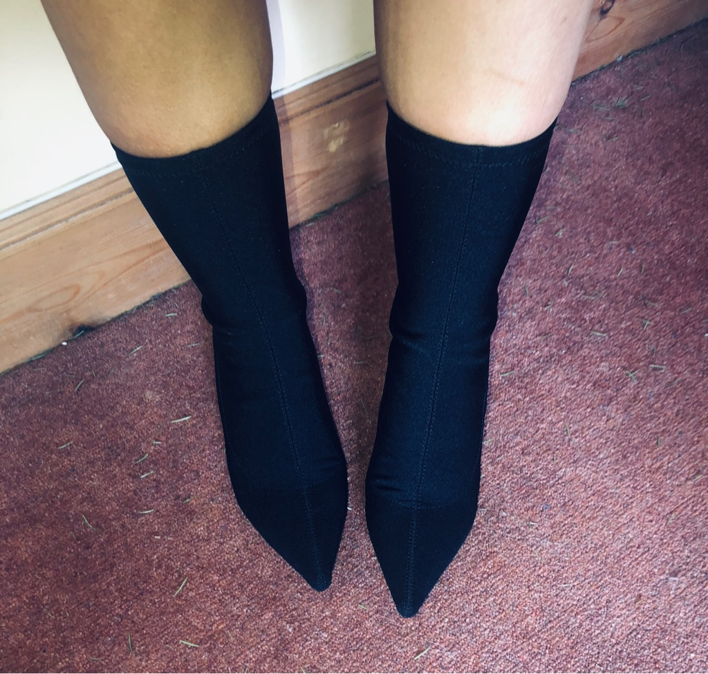 NEVER WORN Topshop Ankle Boot