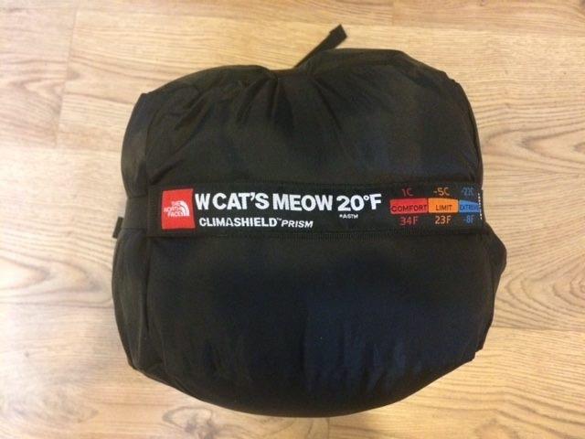 North Face 3 Season Sleeping Bag - Womens