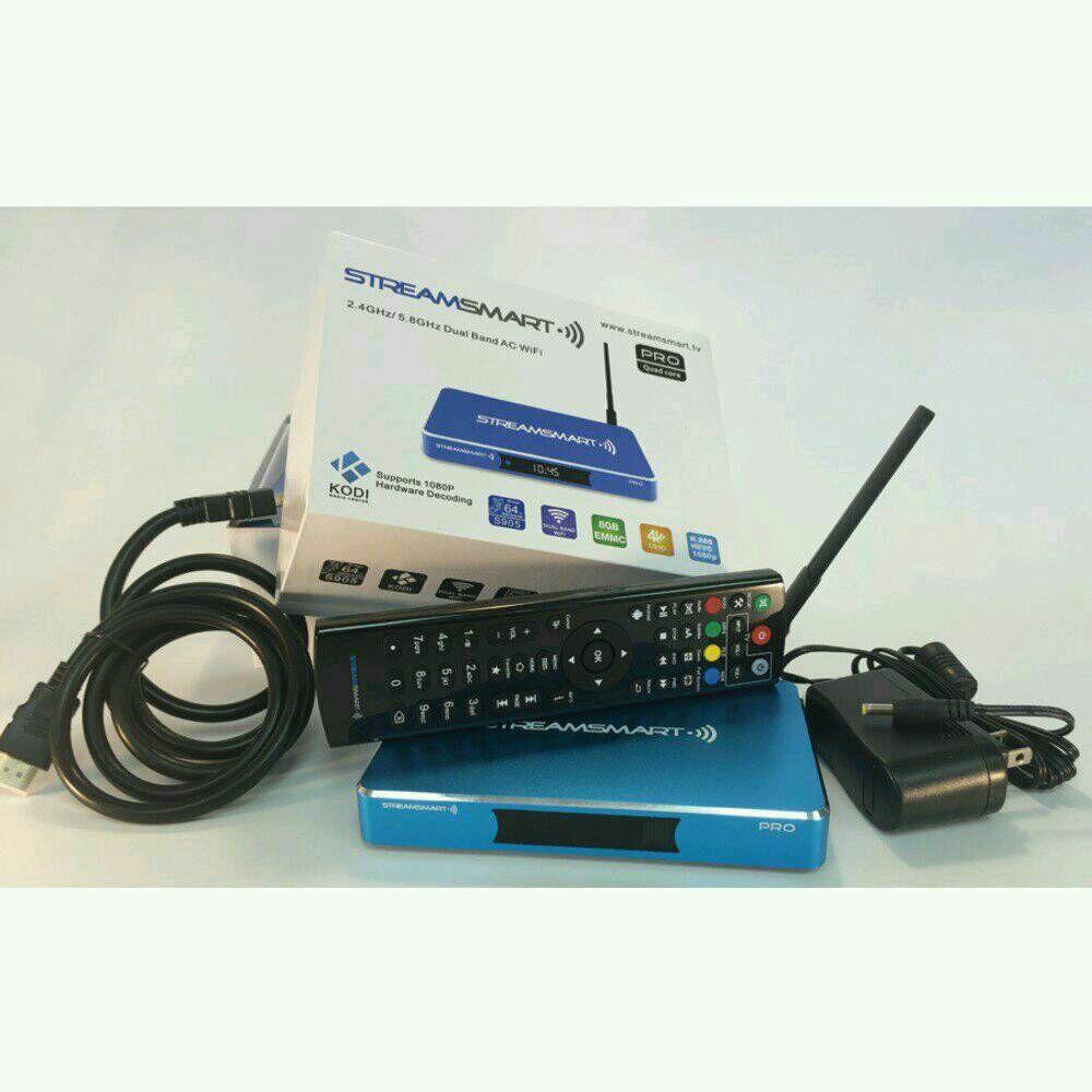 StreamSmart Pro. Wifi
